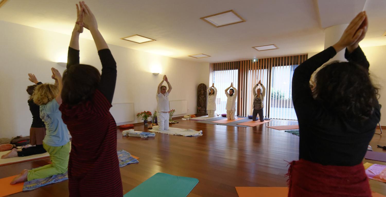 Cours de Kriya Hatha Yoga